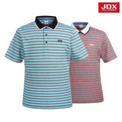 [JDX] 남성 잔가라STRIPE 요꼬티셔츠 2종 택1 (X2NMTSM06)