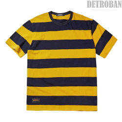 디트로반 서머 보더 티셔츠_DEM1TS5800