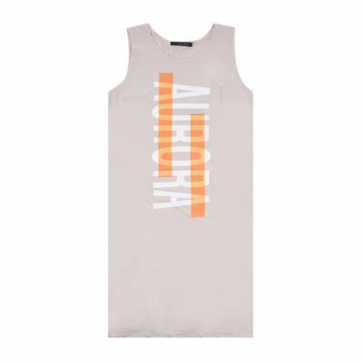 [카이아크만] 민소매 롱 티셔츠(KQBTS510W0_IV)