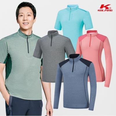 콜핑 남여 여름 긴팔/반팔 티셔츠 4종 택1_CO190601