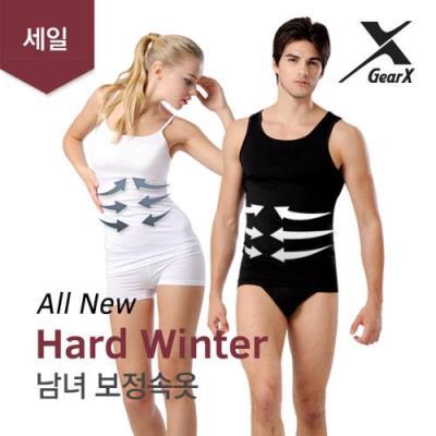[기어엑스] 보정속옷-올뉴일반혹한기-남자 여성