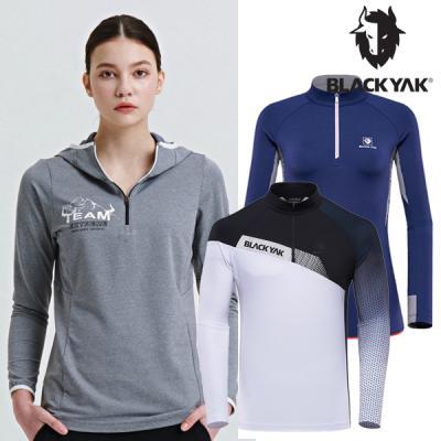 [굿딜][블랙야크] 봄 맞이 남녀 티셔츠 특가! 1만원대 33종 택1 최대 83%