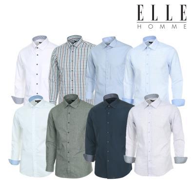 ▣엘르옴므 ▣ 남성셔츠 20종 택 1 긴팔셔츠묶음