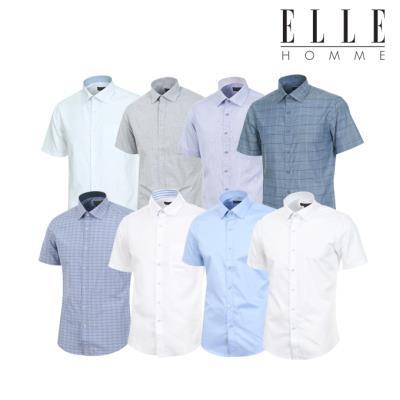 ▣엘르옴므▣ 여름셔츠 특가대전 가격인하 15종 택 1반팔셔츠묶음