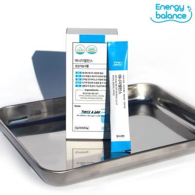 에너지밸런스 3gx10포(30g),옥타코사놀 함유유지,지구력 증진 도움