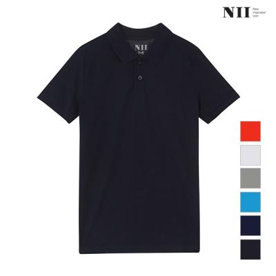 [NII] 공용 베이직 카라 티셔츠_2NNUAPSM2111