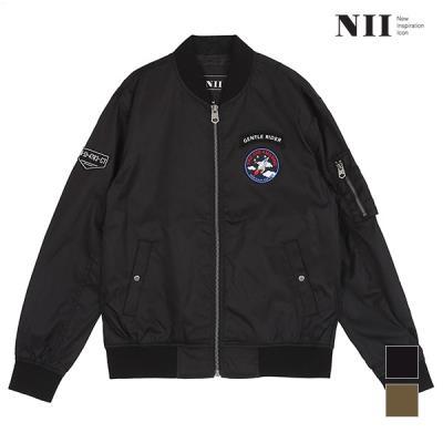 [NII] 공용 우주선 패치 항공점퍼_2NNUCJTS1211