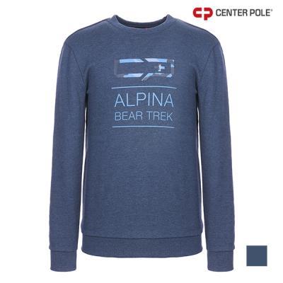 [센터폴]남성 레터링 프린트 티셔츠_CMLALSS1211