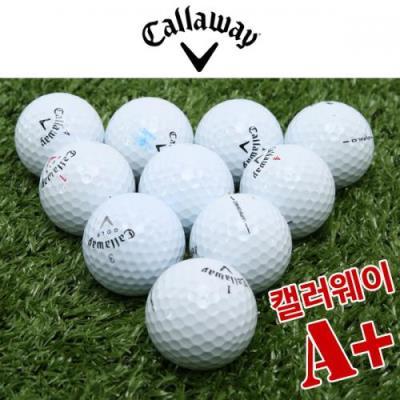 [캘러웨이] CALLAWAY 2피스 로스트볼/골프공★A+등급_10알 구성_249399