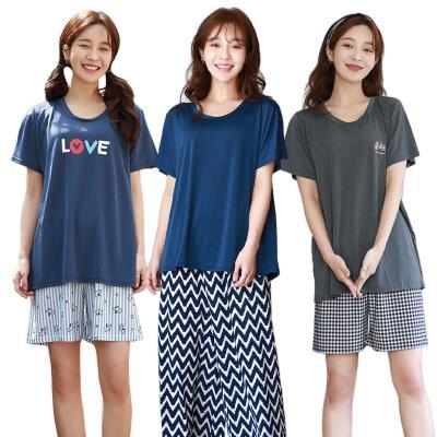 모스트맘 쿨 콤비세트 / 인견원피스 / 쿨바지