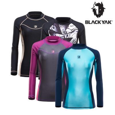 블랙야크 여성 EO무아라티셔츠 1BYRSM6508