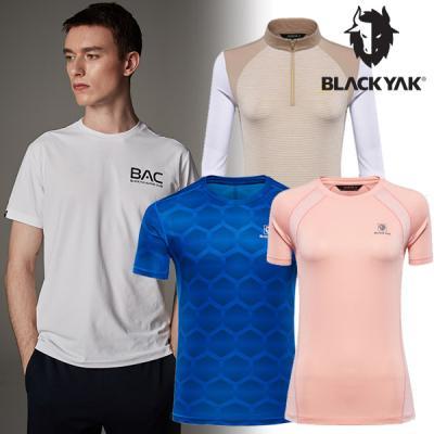 [굿딜][블랙야크] 최대 85%!! 봄 여름 남녀 티셔츠 모음~! 반팔티/긴팔티 30종 택1
