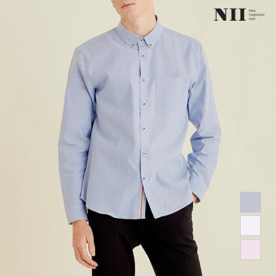 [NII] 공용 옥스포드 셔츠_2NNUNLTF8111