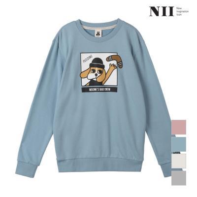 [NII] 공용 동물 캐릭터 티셔츠_2NNUAMTS13U6