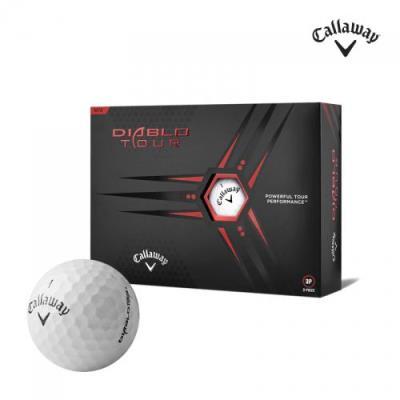 캘러웨이 정품 2020 디아블로 투어 3피스 골프공(1다즌 12알)