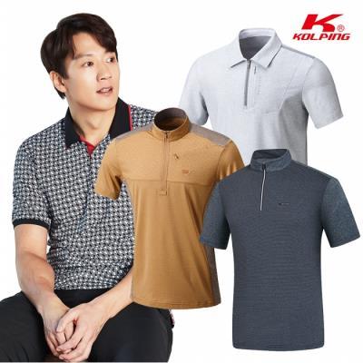 [콜핑]1만원의 행복 남성 반팔 기능성 티셔츠 균일가 7종 택1