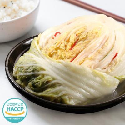 [러블리 전라김치] 백김치 2kg