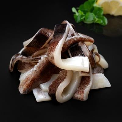 [마칸] 냉동 오징어채 1kg 국내산오징어