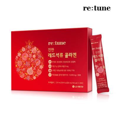리튠 진한 레드석류 콜라겐 8 mL X 28포(4주분)