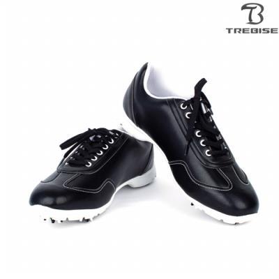 [트레비스] 트레비스 베이직 로고포인트 골프화 TAAYAS15M_BK