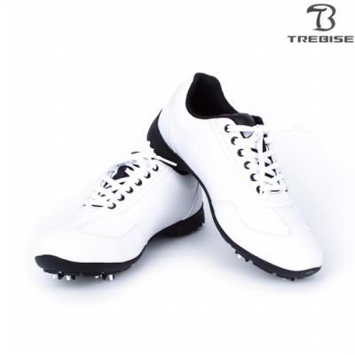 [트레비스] 트레비스 베이직 로고포인트 골프화 TAAYAS14M_WT