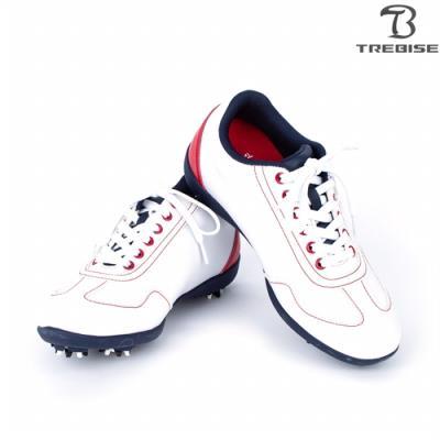 [트레비스] 트레비스 컬러 포인트 골프화 TAAYAS67F_WT