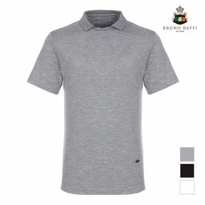 [BRUNO BAFFI] 스탠업 이중에리 티셔츠_MAUASTM3401