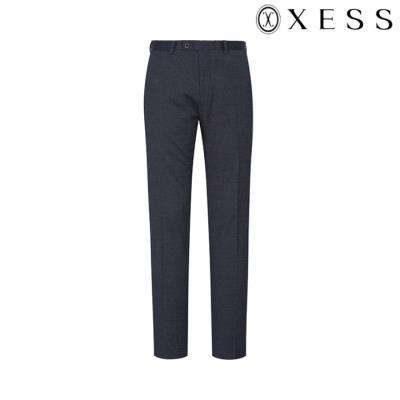 [XESS] 스트레치 클래식 마이크로 패턴 팬츠(XDBSP4218038)