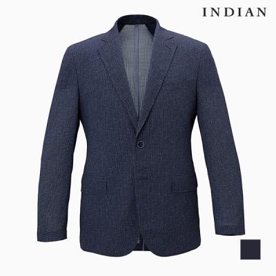 [INDIAN] 남성 멜란지 프린트 자켓_MITFUVM4111