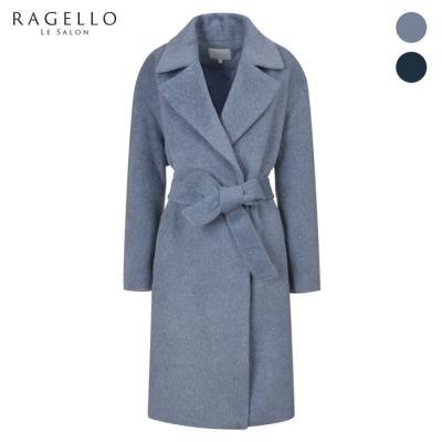 (라젤로) 벨티드 알파카 코트(RG9WCT108)