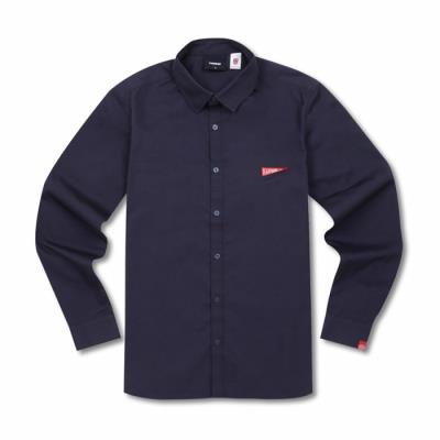 [TMRW] 심플한 캐주얼 셔츠(111HOH101U_DN)