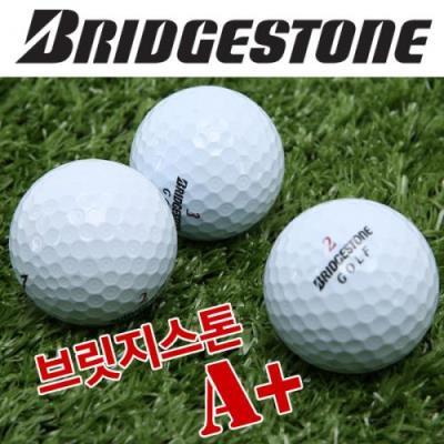 [브릿지스톤] BRIDGESTONE 3피스 로스트볼 A+등급_10알 구성/골프공_252139