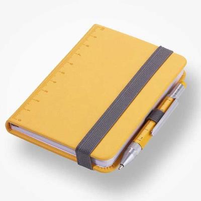 Slim A7 메모노트 볼펜포함 옐로우 CH1523721