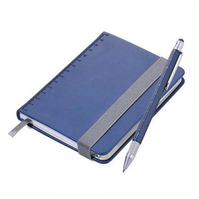 Slim A6 메모노트 볼펜포함 블루 CH1523715