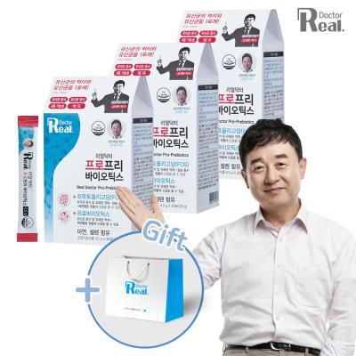 리얼닥터 프로프리바이오틱스 3박스 + 쇼핑백 증정