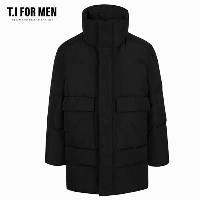 (T.I FOR MEN) 구스다운 후드점퍼(M188MJP901M)