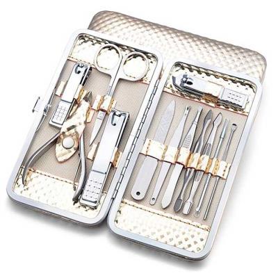 Gold Nail CLIPPER Kit 15.5x8.3cm 손톱깍이 풀세트