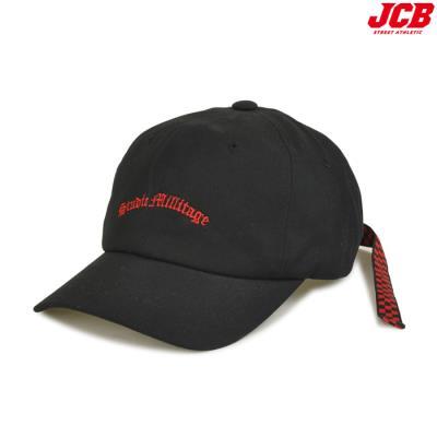 [JCB] 유니크볼캡 JB1CN902_BK