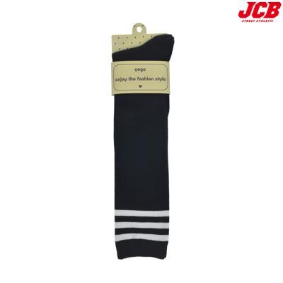 [JCB] 스트라이프배색삭스 JB1YN942_BK