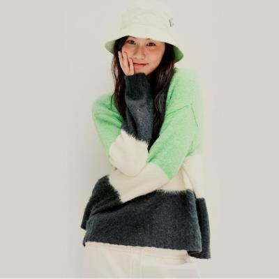 [NII] 여성 블럭형 스웨터_NNYBRWW9541_42