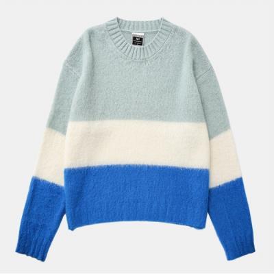 [NII] 여성 블럭형 스웨터_NNYBRWW9541_52