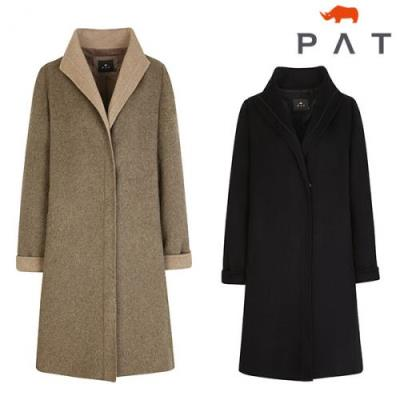 PAT 여성 핸드메이드 캐시미어 코트-1C81102