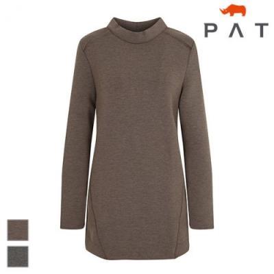 PAT 여성 양면 원단 티셔츠-QB85302