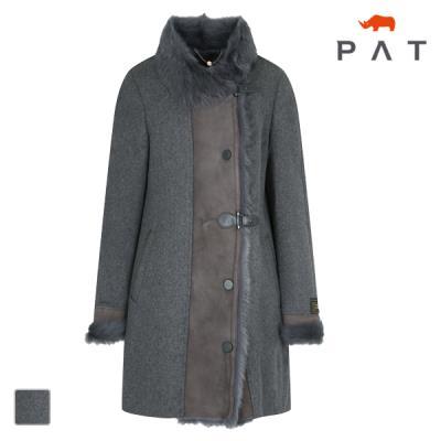 PAT 여성 토스카나 패치 울코트-1C81908