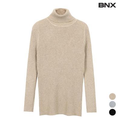 [2020 겨울] [BNX] 데일리 골지 터틀넥 니트 티셔츠