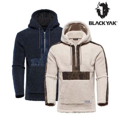 블랙야크 남성 M셰르파후드티셔츠 1BYTSW8016