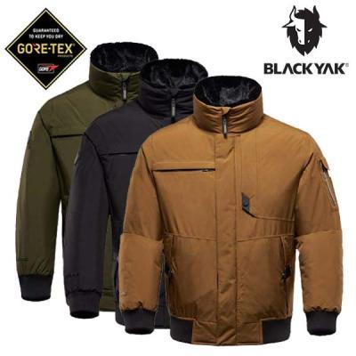 블랙야크 남성 넥FUR 엣지봄버다운 자켓 1BYPAW9009