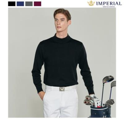 [임페리얼] 남성 하프넥 웜 스웨터 4colors (IPZ240s)