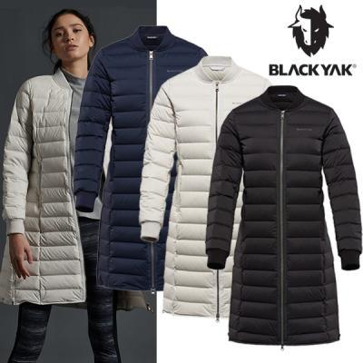 블랙야크 여성 구스경량패딩 B트루디다운 스트레치 자켓 1BYPAW9512