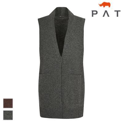 PAT 여성 숄카라베스트-1D83180